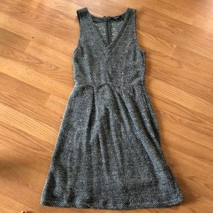Madewell grey dress